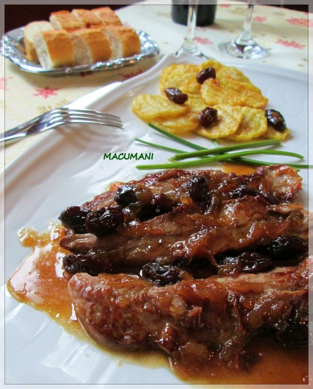 10 RECETAS DE CARNE CON GUARNICION ( ESPECIAL FIESTAS ) | Cocinar en casa es facilisimo.com