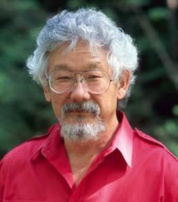 David Suzuki Born To Be Good