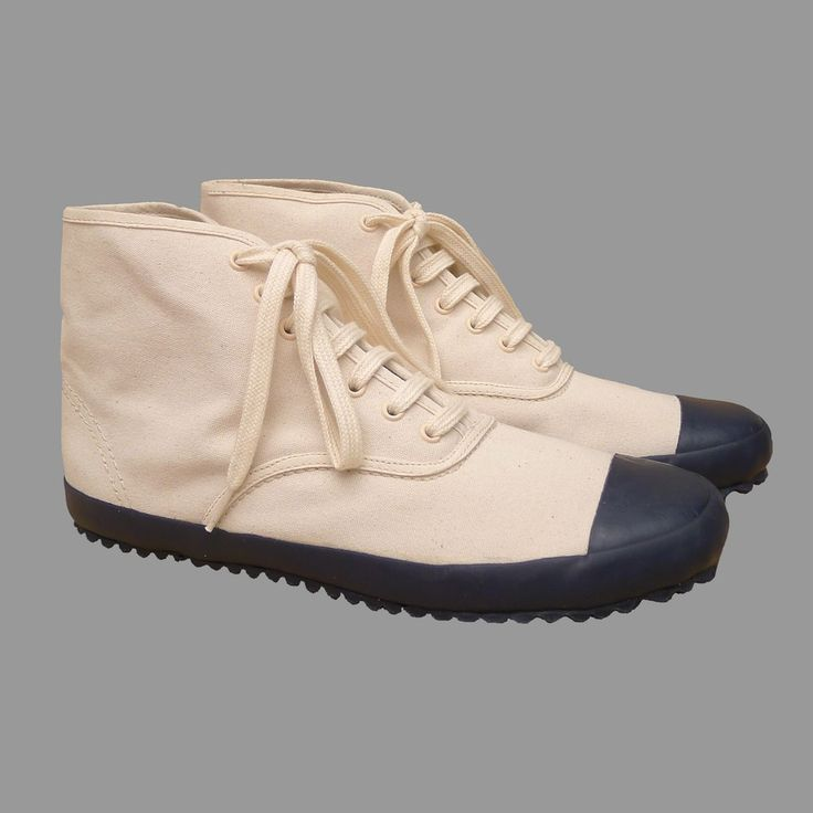 Mk 1 Hi Top Deck Shoe