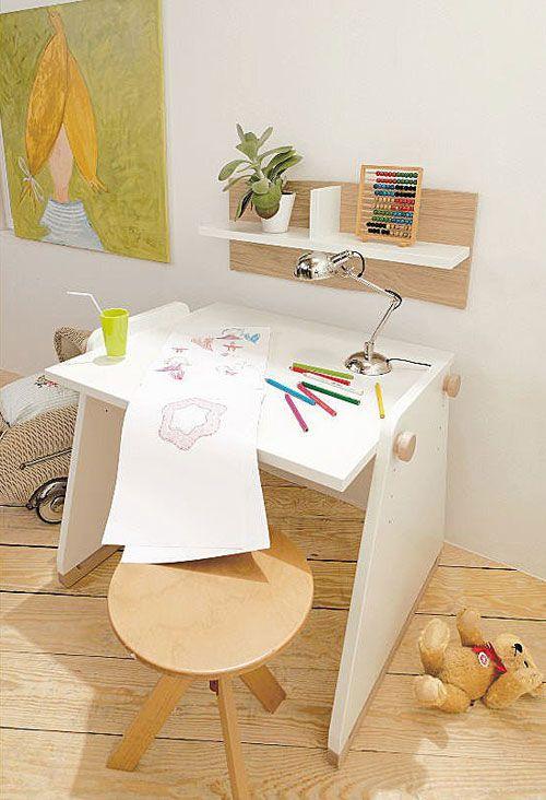 modern kids desk