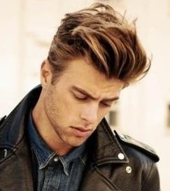 this is my favorite style on men