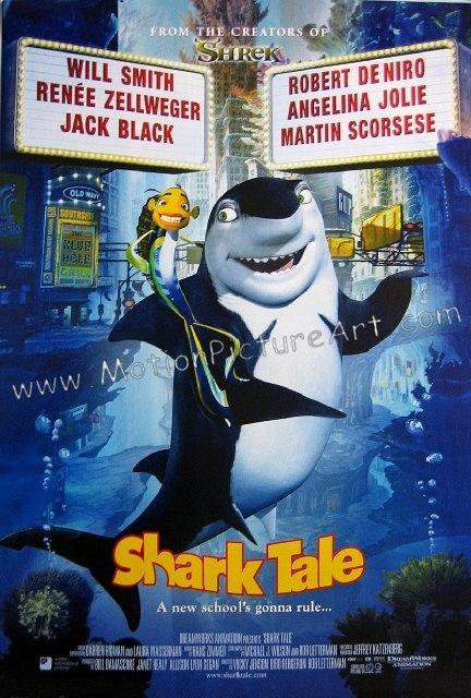 Shark Tale movie