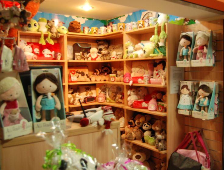 Tienda Pekuchi #niciSanDiego #tiendaDeRegalos #TiendaDePeluches