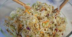 This is a popular salad that goes by many different names: Ramen Cabbage Salad, Chinese Coleslaw, etc.  It doesn't matter what you call it....