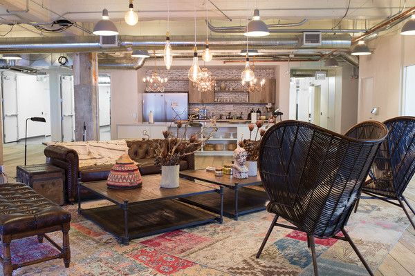 Minted's San Francisco Office Is Unlike Any Office You've Ever Seen - Home Tour - Lonny