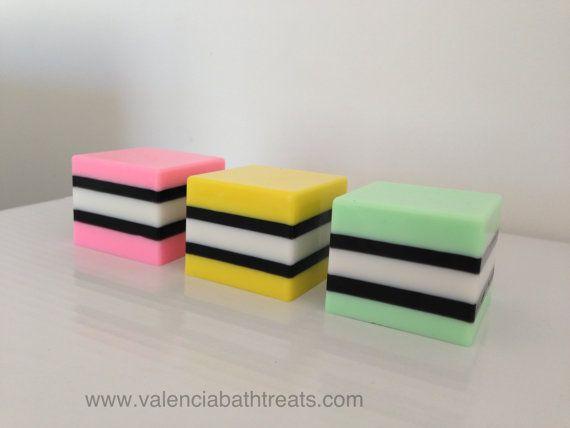 Licorice All Sorts Soap by ValenciaBathTreats on Etsy