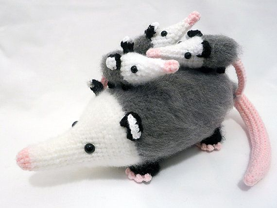Amigurumi Parent And Baby Animals Descargar : 17 Best images about Sculpture and Other 3D Art on ...