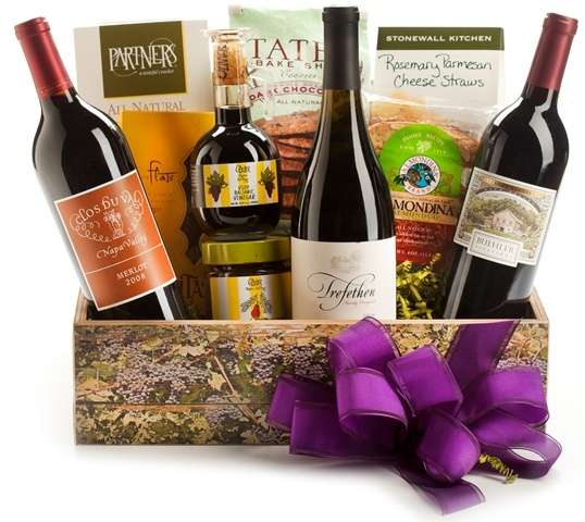 22 best Wine Gift Baskets images on Pinterest | Wine gifts, Wine ...