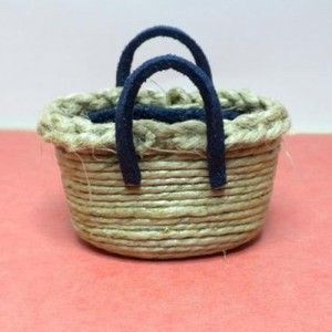 how to: straw bag