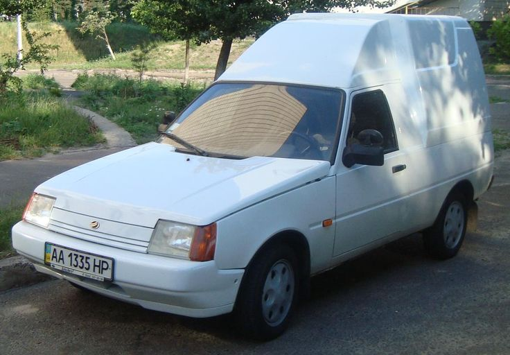 ZAZ-11055 Tavria Pick-up