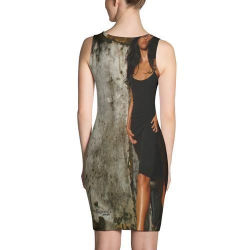 DA065 Sublimation Cut & Sew Dress - Wrap Around - Made in USA