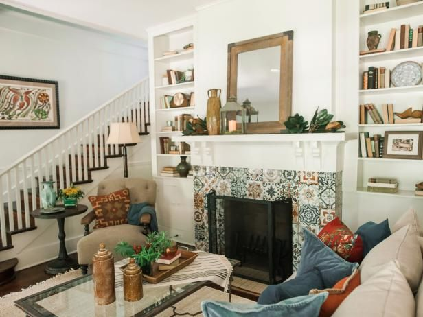 Erin and Ben Napier love their small Mississippi hometown, especially the old historical houses. Using found materials and old textiles, they're keeping the character of these classic homes but giving them modern and affordable updates. From Erin's imaginative hand sketches to Ben's custom handiwork, this couple is bringing homes back to life and making sure their small town's future is as bright as its past.