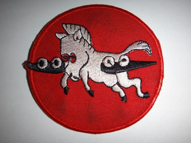 US Air Force 532nd BOMB Squadron 381st Bombardment Group Patch (Inactive