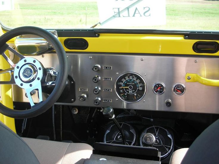 232 Best Yj Interior Ideas Images On Pinterest Jeep