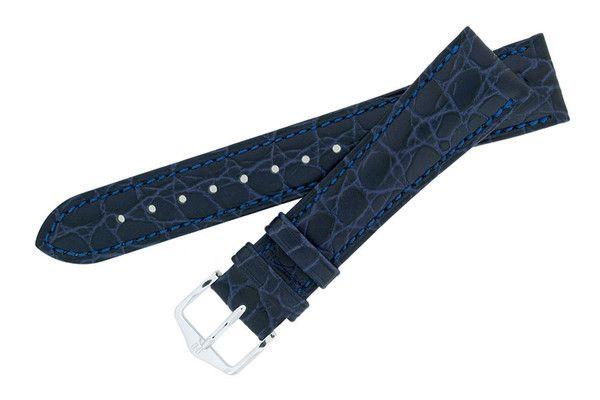 Hirsch Aristocrat watch strap and buckle