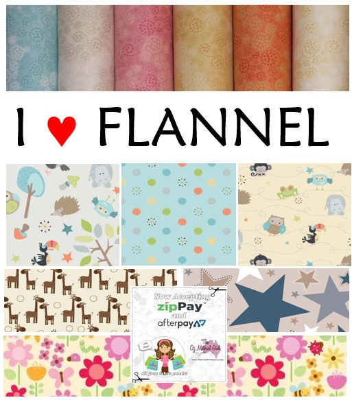 Babies are born all year around...check out the flannels on offer http://bit.ly/TOMG_Flannel