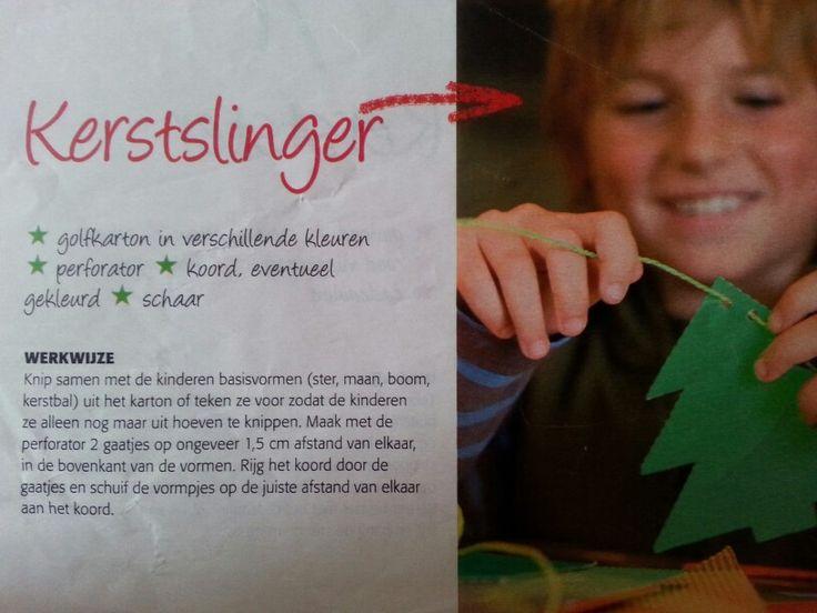 Kerstslinger