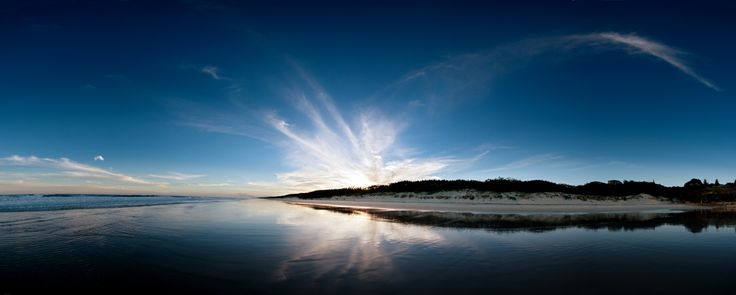 Main Beach Point Lookout | Stradbroke Island Photography