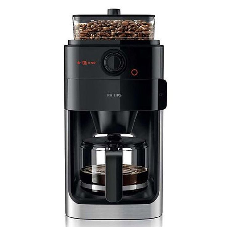 Philips HD7761 Coffee Maker Espresso Machine 1.2L with Grind Brew System 220V #Philips