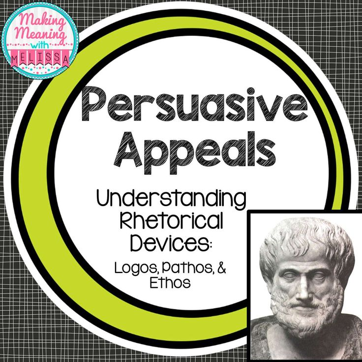 This PowerPoint explains the difference between the rhetorical devices logos, pathos, and ethos for use in an persuasive unit. Examples of each type of appeal are provided, using the controversial topic of school uniforms.