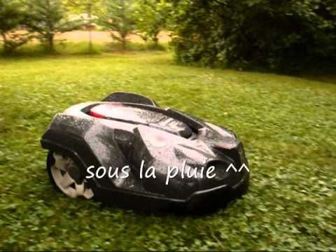 100 personnes testent le robot-tondeuse Husqvarna Automower; découvrez leurs avis