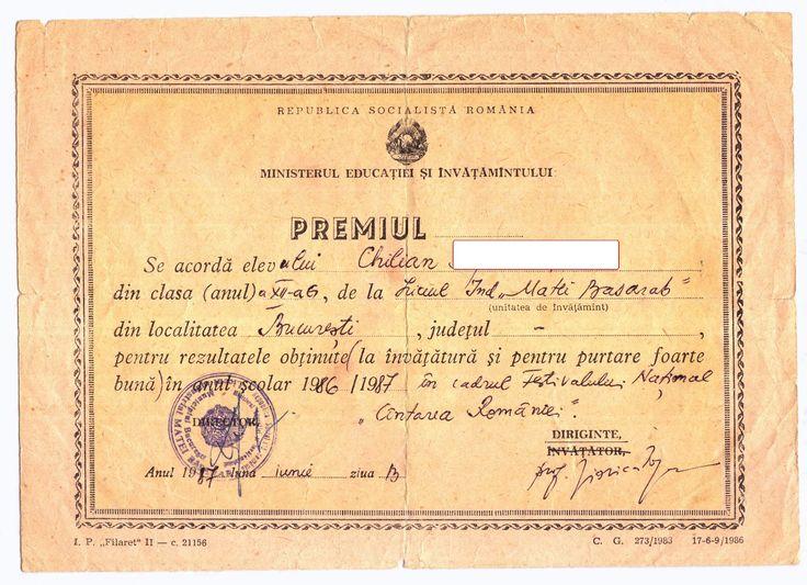 Cantarea Romaniei 1987 Liceul Matei Basarab. 30 de ani de atunci. Promiteam de timpuriu 😂😂😂😂🎶🦄😉
