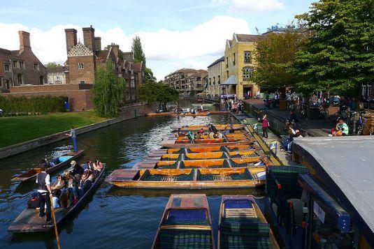 Cambridge The Top 10 Weekend Breaks from London