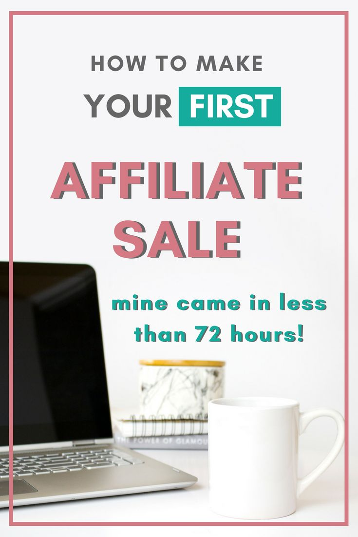 Still working to make your first affiliate sale? Learn what you're doing wrong and how you can fix it to get started with affiliate marketing. This guide will walk you through the entire process and you will start making sales within no time at all! (affiliate) Mine came within 72 hours of reading the book!