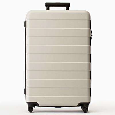 /\ /\ . MUJI Hard Carry Travel Case