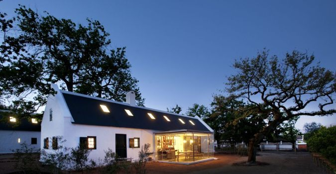 Five-star accommodation and outstanding dining are on offer at Babylonstoren in Franschhoek