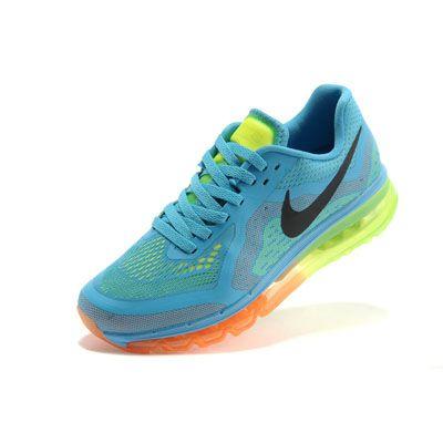 Nike Air Max  2014 Turkuaz Erkek Ayakkabı