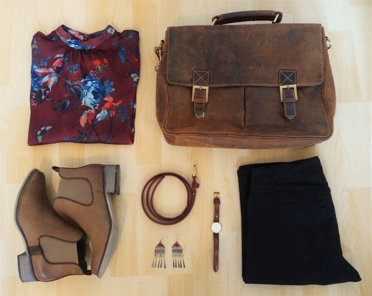Voici une sélection d'accessoires souvent portés par ces temps d'automne.
