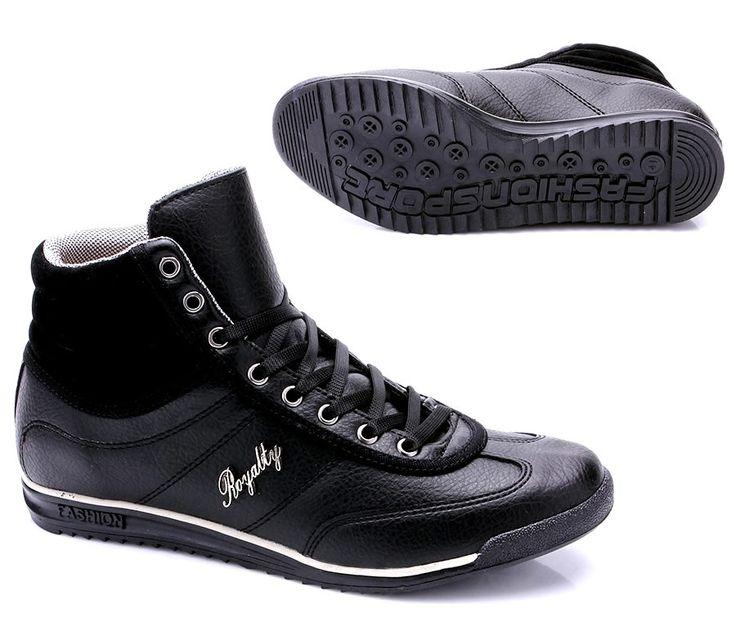 Heren Hoge Winter Laars HCS078 | Modedam.nlDe mooiste heren schoenen bestelt u in onze winkel. Bij ons vindt u verschillende betaalbare sneakers, nette schoenen en sport schoenen. U vindt gegarendeerd de exclusieve schoenen die u outfit compleet maakt. Bekijk ons collectie!!! Er is vast wel een scho