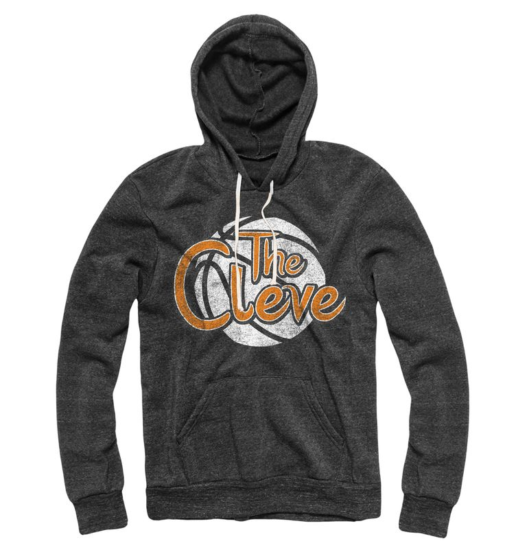 The Cleve Basketball Hoodie