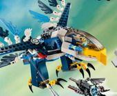 Lego Chima Combattant d'Aigle