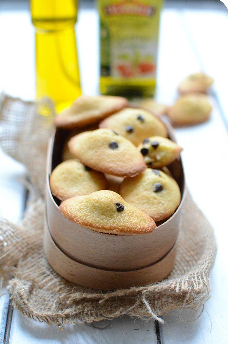 Osez l'originalité avec des madeleines à l'Huile d'Olive Tramier   De nos jours encore, beaucoup s'étonnent d'apprendre qu'on peut préparer de la pâtisserie avec de l'huile d'olive, alors que c'est la tradition et le réflexe naturel dans les pays