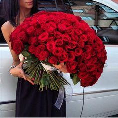 huge bouquet of roses - Google Search