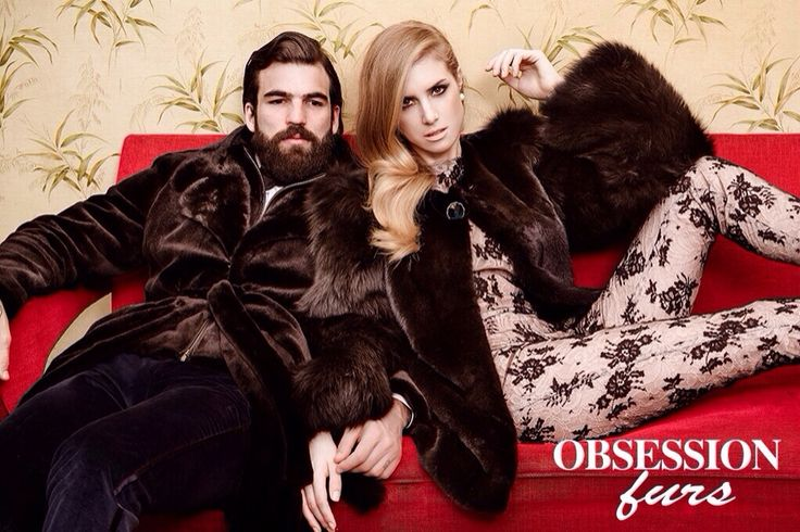 Obsession furs jacket mink