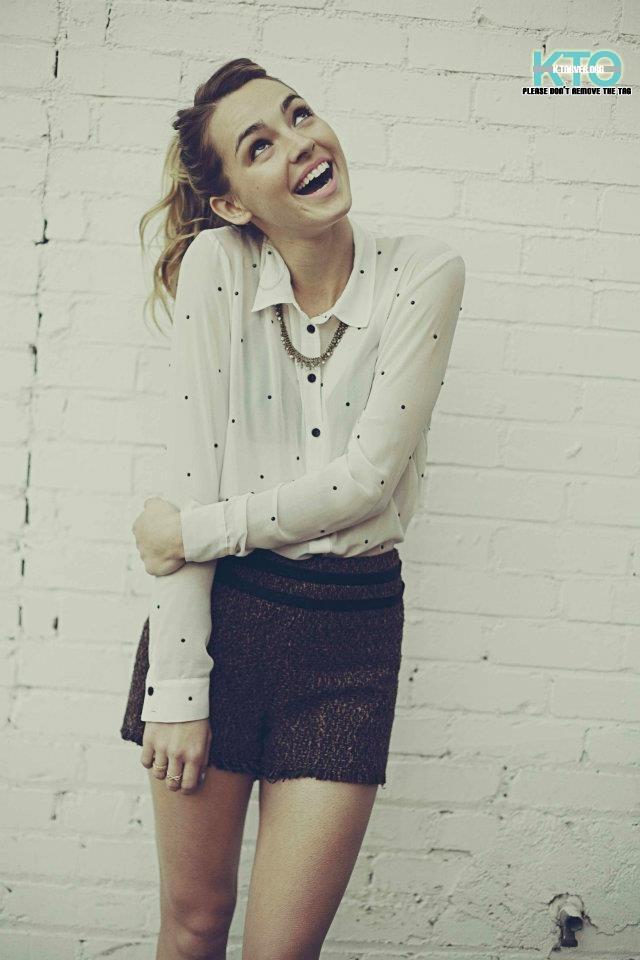 Katelyn Tarver - Sarah Barlow Shoot 2012