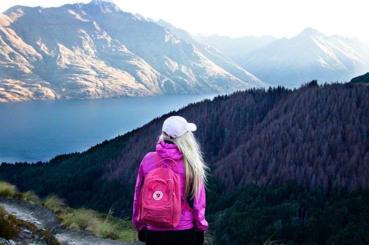 Hiking outfit New Zealand travel