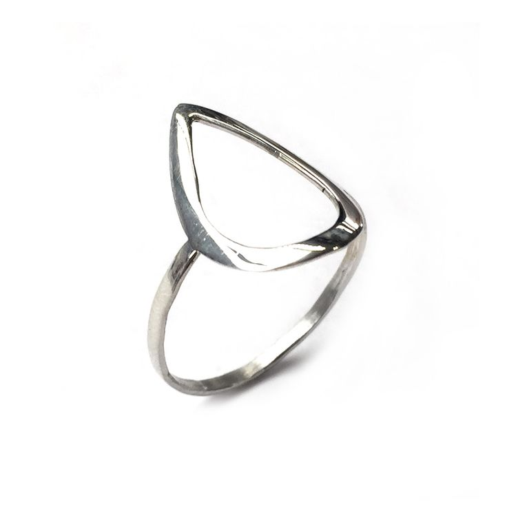 A one-off simplistic sterling silver dainty teardrop ring. Approx dimensions of teardrop 18x12mm. SIZE Q ONLY! LAST CHANCE SALOON NOTES * Items are non returnable, unless deemed faulty by BMM * Rings are only available in the sizes stated. Please … Continue reading →