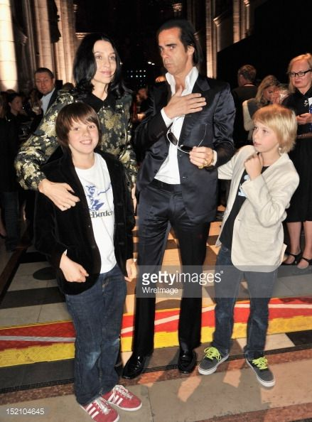 nick cave, susie bick and arthur and earl -