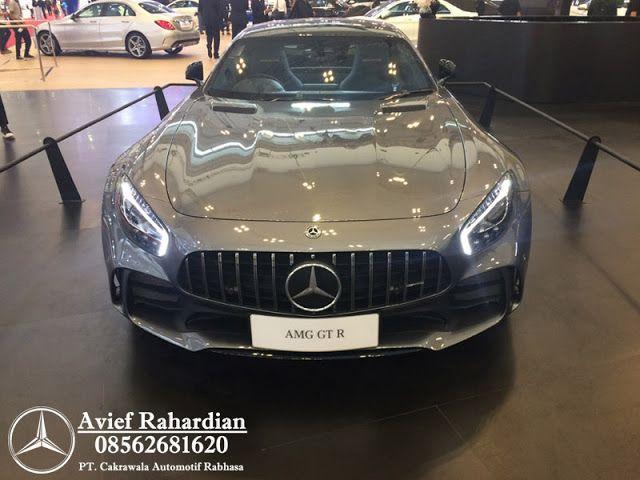 Dealer Mercedes Benz Jakarta   Authorized Mercedes-Benz Dealer: Harga Mercedes Benz AMG GT R nik 2017 Dealer ATPM ...