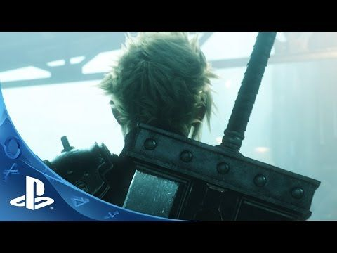 18 years and three PlayStations later, Final Fantasy VII is getting a remake. A real one.