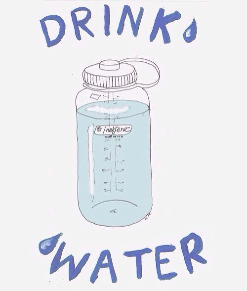 My first resolution for 2016 is to stay hydrated. Proper hydration is one of the most important things to living a healthy life.