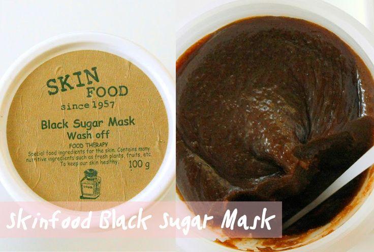 firma kokarda make up studio: Skinfood Black Sugar Mask/Zmiejszanie Porów.