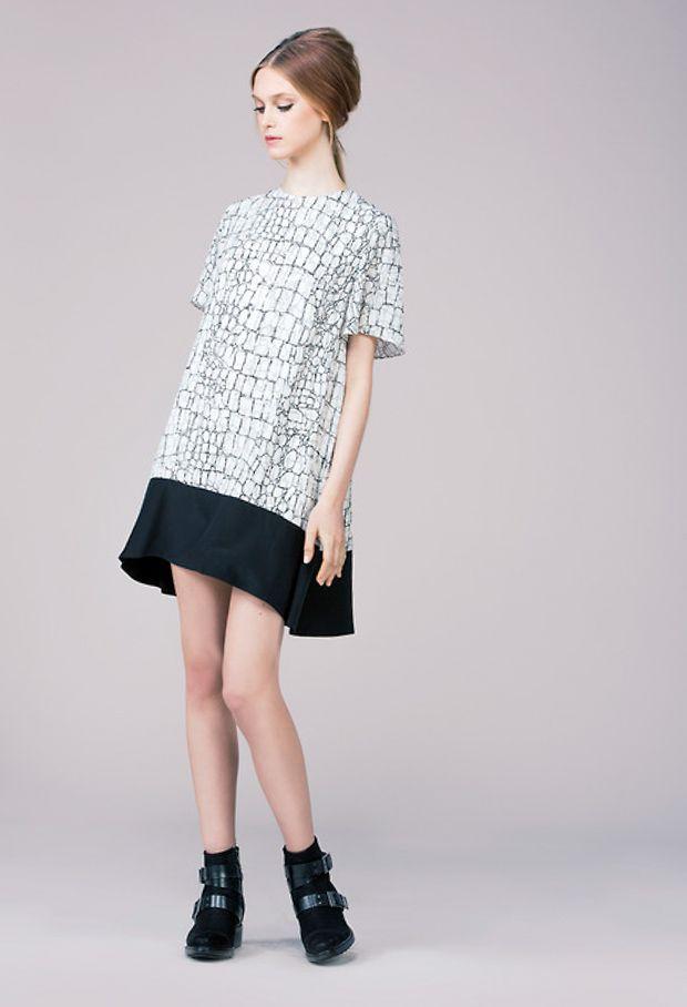 модные осенние платья 2014