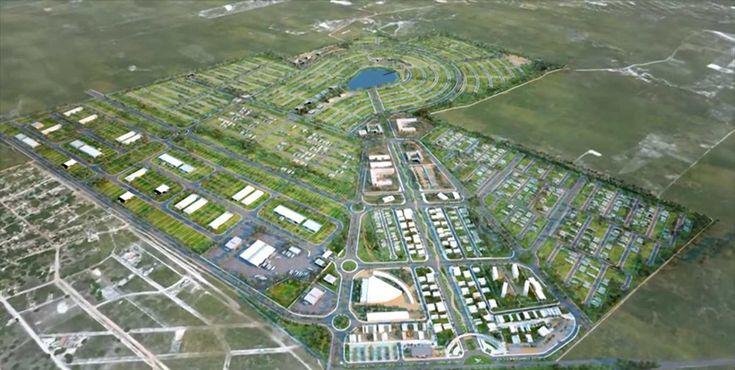 """Ainda este ano, o Brasil dará mais um passo em direção em direção ao """"urbanismo inteligente"""" ao inaugurar a primeira smart citydo país em Croatá, no..."""
