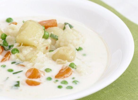 Летний суп по-фински