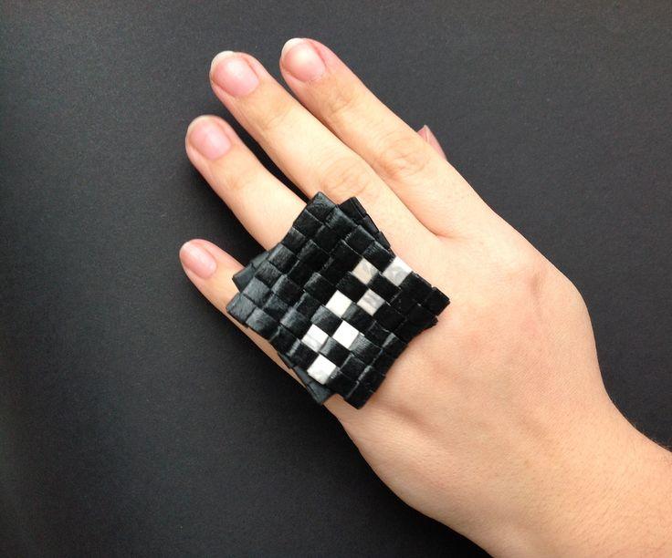 "Paper Jewelry iNTReCCiQuoTiDiaNi ""Ring"""